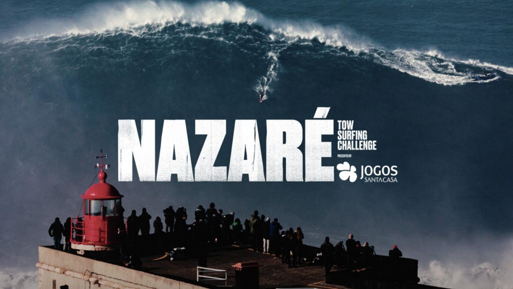 nazare tow in challenge
